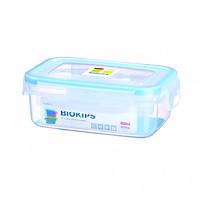 Hộp đựng thực phẩm kháng khuẩn, chịu nhiệt Komax Biokips cao cấp Hàn Quốc(Asobu - Chữ nhật)