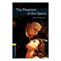 Oxford Bookworms Library (3 Ed.) 1: The Phantom of the Opera MP3 Pack