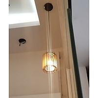 Đèn thả bàn ăn, thả trần gỗ cao cấp ALTT0159