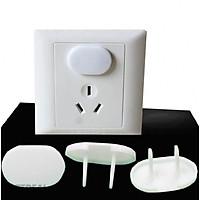 Bộ 10 nút bịt ổ điện bảo vệ an toàn cho bé yêu