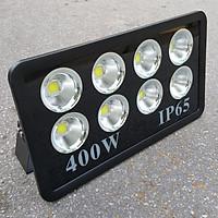 Đèn pha LED RBG đổi màu tự động công suất 400W