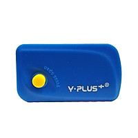 Bộ 2 Tẩy Bấm Spinner - Y PLUS+ EX1106 - Xanh Dương