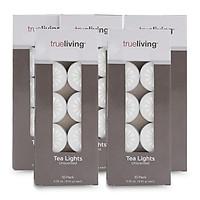 Combo 5 Hộp nến tealight Trueliving FtraMart