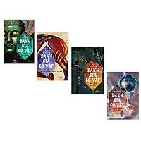 Combo 4 cuốn Danh Gia Cổ Vật: Hôi Của Đông Lăng + Bí Ẩn Thanh Minh Thượng Hà Đồ+ Kỳ Án Đầu Phật + Minh Nhãn Mai Hoa