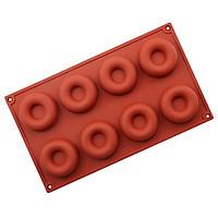 Khuôn silicon 8 hình tròn
