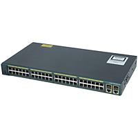 Switch Cisco WS-C2960+48TC-L 48 Ports 10/100 + 2 T/SFP LAN Base - Hàng nhập khẩu