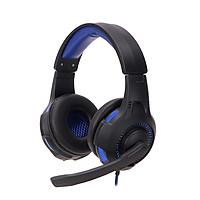 Tai nghe chơi game kết nối máy tính bàn laptop SY855 có mic giảm ồn âm thanh chất lượng