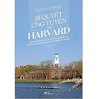 Sách - Bí quyết ứng tuyển và Harvard (tặng kèm bookmark thiết kế)