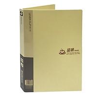 Bìa Trình Ký W6212 - Mẫu 1 - Màu Vàng