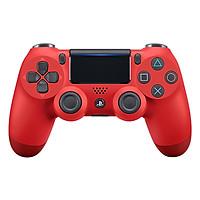 Tay Cầm PlayStation PS4 Sony Dualshock 4 (Màu Đỏ) - Hàng Chính Hãng