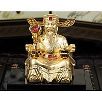 Tượng Phật Thần Tài Trang Trí Xe Hơi và để phòng khách