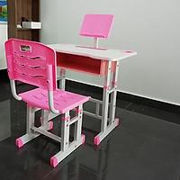 Combo bộ bàn ghế học sinh chống gù, chống cận cho trẻ từ 3 tới 18 tuổi