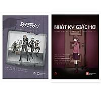 Combo 2 cuốn truyện siêu hấp dẫn : Ratman - Bản Sao Chép Lỗi + Nhật Kí Giấc Mơ ( Tặng kèm Postcard Happy Life)