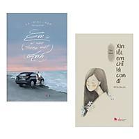 Combo Sách Văn Học Hay về Tình Cảm Lứa Đôi: Em Là Vì Sao Trong Mắt Anh +  Xin Lỗi Em Chỉ Là Con Đĩ / Những Câu Chuyện Yêu Bán Chạy
