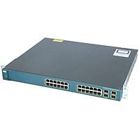 Switch Cisco Catalyst WS-C3560G-24PS-S 10/100/1000T PoE + 4 SFP + IPB - Hàng chính hãng