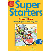 Super Starters 2nd Edition - Activity's Book (Kèm CD)