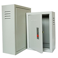 Vỏ tủ 35x25x15 sơn tĩnh điện