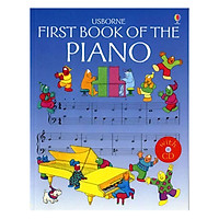 Usborne First Book Of The Piano + Cd