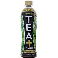 [Chỉ Giao HCM] - Big C - Trà olong Tea Plus 455ml - 73058