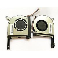 Quạt Tản Nhiệt Chính Hãng Cho Laptop Asus Tuf Gaming Fx505 Fx505Ge Fx505Gd Fx505Gm Fx505Dt Fx705Dt Fx86Fe Fx86Fe Fxfms Fxms