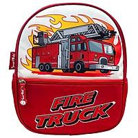 Ba Lô Mẫu Giáo Toy Station-Fire Truck B-006 - Màu Đỏ