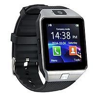 Đồng Hồ Thông Minh Smartwatch DZ09 - Màu Bạc