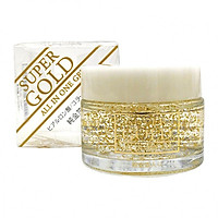 Kem dưỡng ẩm tinh chất lá vàng Super Gold Cream 50g của Nhật Bản