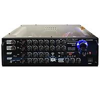 Amply Bluetooth Cali.D&Y PA 9000D - Biến áp đồng 16 sò lớn - Hàng chính hãng