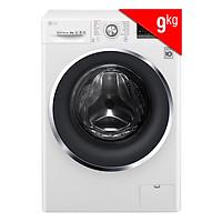Máy Giặt Cửa Trước Inverter LG FC1409S3W (9kg)-Hàng Chính Hãng