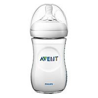 Bình Sữa Bằng Nhựa Không Có BPA Avent (260ml)