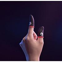 Bộ 2 cái Găng tay GameSir Talons Finger Sleeves chơi game PUBG, Liên quân, chống mồ hôi tốt hơn, nhạy hơn, co giãn cực tốt - Hàng chính hãng