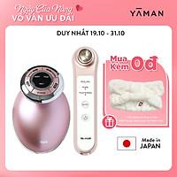 Combo Máy hỗ trợ giảm mỡ Toàn Thân Ya-man Cavi Spa RF Core + Máy Chăm Sóc Da Circle Peeling Pro