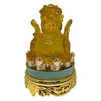 Tỳ Hưu Xoay Đế Kiếng PT0011 -  Vàng