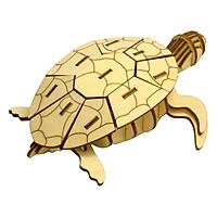 Lắp Ghép Gỗ 3D Trang Trí Rùa Biển Ki-gu-mi