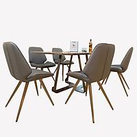 Bàn ghế ăn mã T1960-2