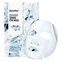 Mặt Nạ Dưỡng Da Daymellow Diamond Toning Mask (27ml)