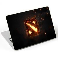 Miếng Dán Trang Trí Mặt Ngoài + Lót Tay Laptop  Logo LTLG - 263