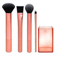 Bộ cọ trang điểm Real Techniques Flawless Base Collection
