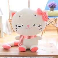 Gấu bông mèo tiểu thư TNB173 40cm (Mẫu 2, màu hồng)