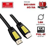 Cáp HDMI Earldom 5m tivi, chơi game, máy chiếu, chuẩn full HD - Hàng Chính Hãng