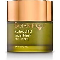 Mặt nạ dưỡng ẩm trẻ hóa da Botanifique-herbeautiful facial mask-for all skin types