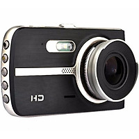 Camera Hành Trình xe hơi  X003 Tiếng Việt ( Trước + Sau) - Màn hình 4 inch - hàng nhập khẩu