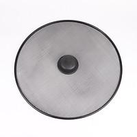Nắp lưới đen đậy chảo chống văng dầu mỡ inox loại lớn cao cấp NLD01 – Gia dụng bếp