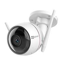 Camera IP Wifi ngoài trời EZVIZ C3W 1MP 720P (CS-CV310-A0-3B1WFR) - Kèm thẻ nhớ NETAC 64GB - Hàng Chính Hãng