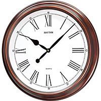 Đồng hồ treo tường hiệu RHYTHM - JAPAN CMG736NR35 (Kích thước 46.5 x 7.0cm)