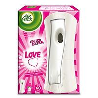 Bộ phun tinh dầu tự động Air Wick Love 250ml QT00251 - hương hoa hồng