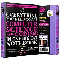 Sách - Everything You Need Ace To Computer Science and Coding - Sổ tay Khoa học máy tính & mã hóa á Châu Books( 11 - 15 tuổi ) 5.0