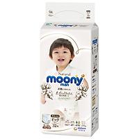 Tã Quần Moony Natural Bông Organic XL32 (32 Miếng)