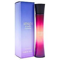Giorgio Armani Giorgio Armani Armani code cashmere by giorgio armani for women - 2.5 Ounce edp spray, 2.5 Ounce