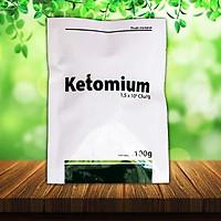 [Có sẵn] [Chính hãng] Chế phẩm sinh học trừ nấm bệnh sinh học dạng bột – Ketomium 100g